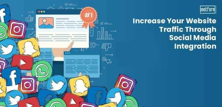 How to Use Social Media to Increase Your Website Traffic