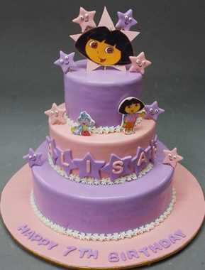 10 Birthday Cake Cartoon Themes your child will love