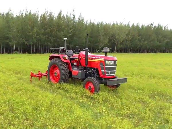 Role of Driverless Tractor Technology In Farming