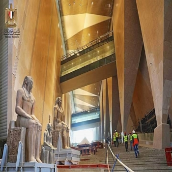 Top 10 Features of Egyptian Museum