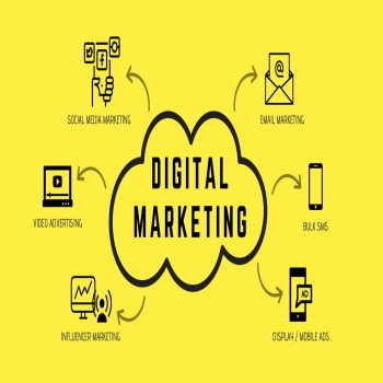 Digital Marketing & It's Type