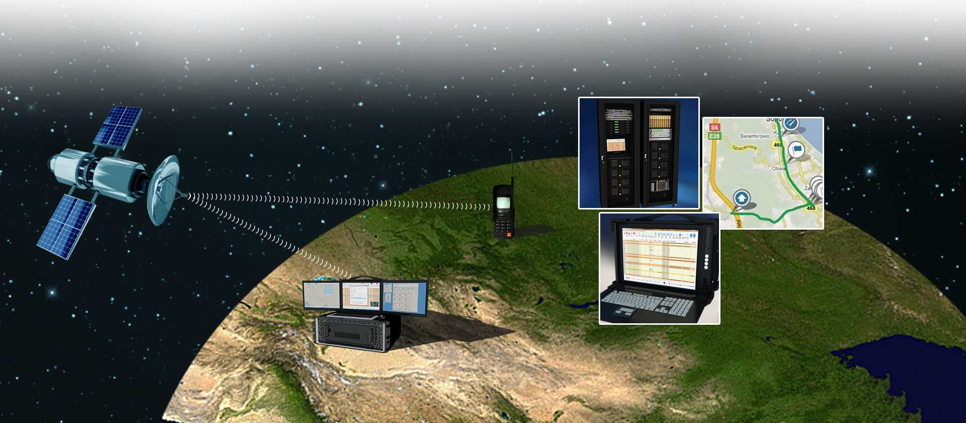 How does Satellite Monitoring System help in Learning about the Ocean?