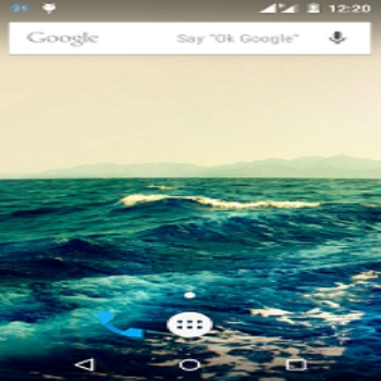 How to remove Google Search bar on Android home screen