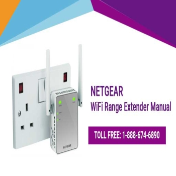 Issues with Netgear range extender? Opt for Netgear extender support