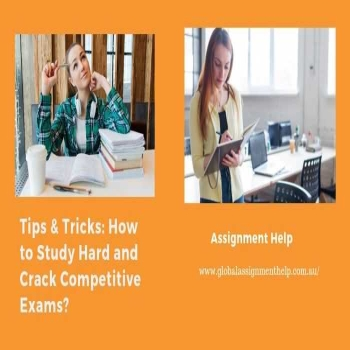 Tips & Tricks: How to Study Hard and Crack Competitive Exams?