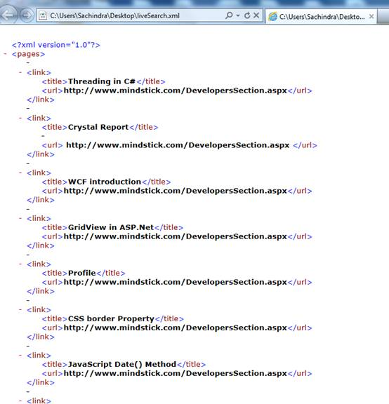 Using AJAX with XML in PHP