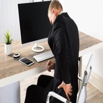 Causes of Low Back Pain for Office People