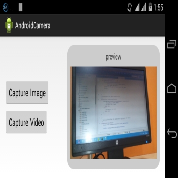 Camera API in Android