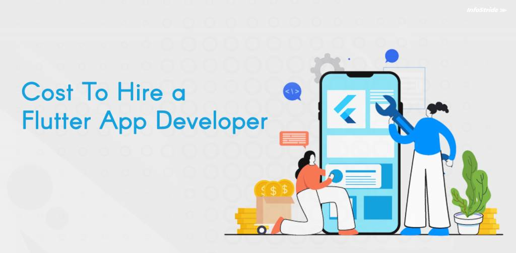 How much does it cost to hire a Flutter app developer in 2021