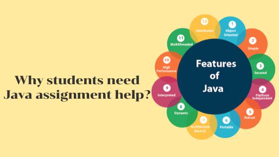 Why students need Java assignment help?