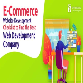 E-Commerce Development Checklist to Find the Best Web Development Company in UK