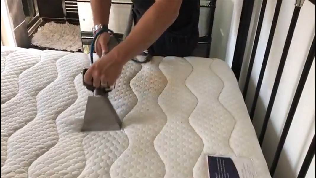 How to remove Mattress Stains