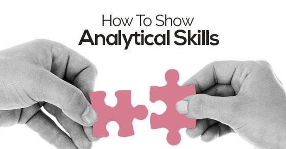 Improve your analytical skills for success