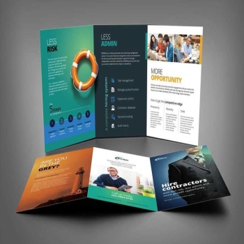 Brochure Printing As Compared To Some Other Media