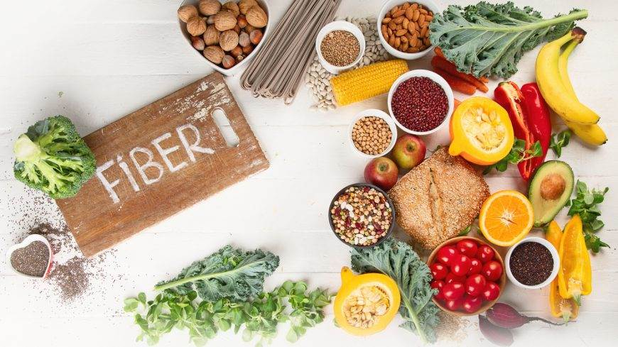 How fiber consumption can affect your heart's health