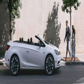 Buick Cascada – A Review