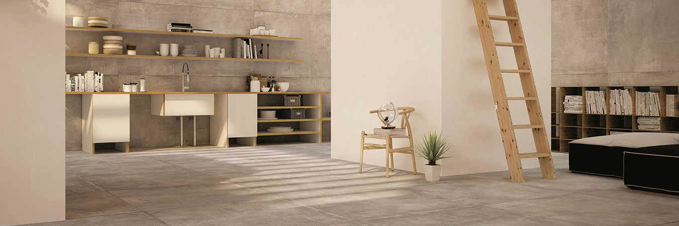 Large format porcelain tiles most preferred by Tiling contractor London