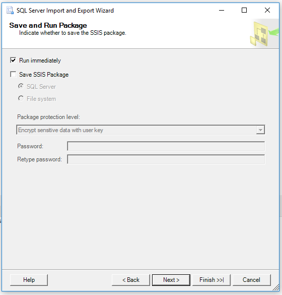 How to import Excel data in SQL Server 2014