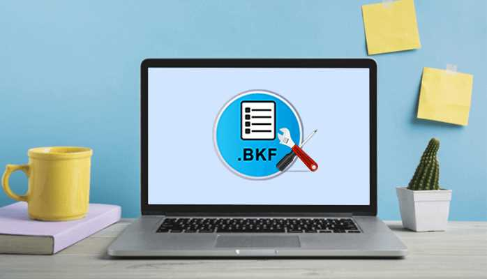 Best Possible Solution to Recover and Repair BKF File in Windows