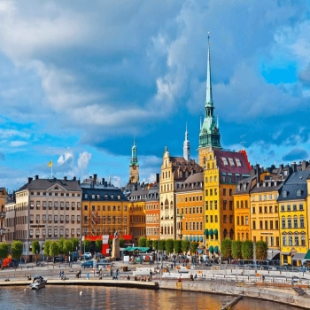 Top 10 Tourist Attractions in Sweden