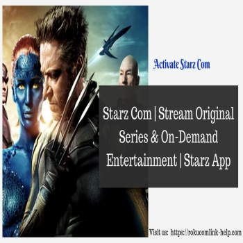 How to Activate Starz Channel on Roku through activate.starz.com | Starz App 2019