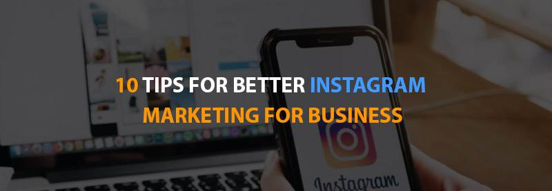 Know Amazing ways to market business on Instagram  (Heading Score - 71%)