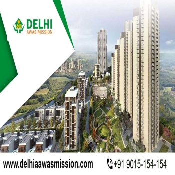 Delhi Awas Mission - An Affordable Housing Solution in Delhi Smart Cities
