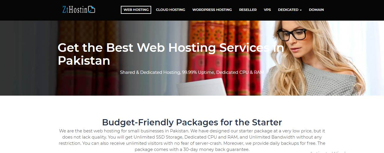 Cheap Web Hosting services in Pakistan