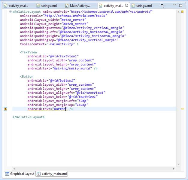 Resolving Hardcoded string, should use @string resource in
