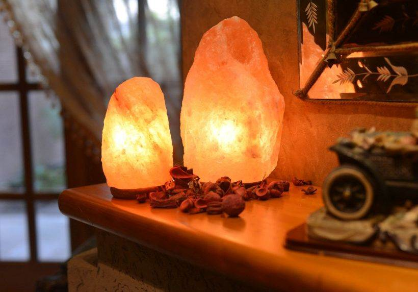 Do You Need a Himalayan Salt Lamp In Your Life?