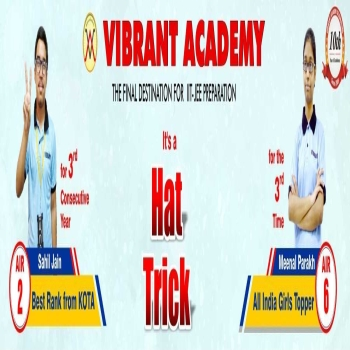 Vibrant Academy- Best JEE Coaching in Kota for 2019 IIT Entrance Exam