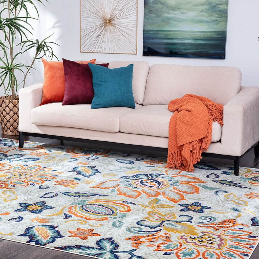 Cleaning the carpets: tips for caring for the antique carpet