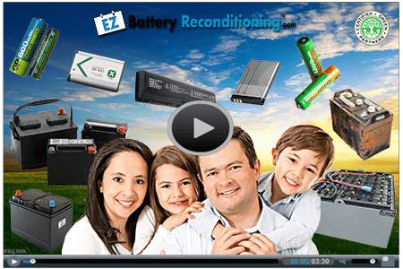 Battery Reconditioning For Car Batteries