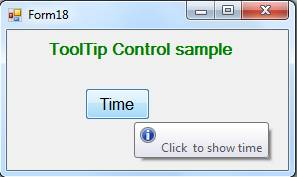 ToolTip Control in VB.Net