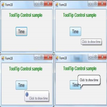 The ToolTip Control in VB.Net