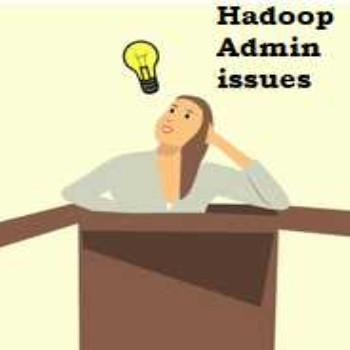 How to avoid Hadoop Admin issues ?
