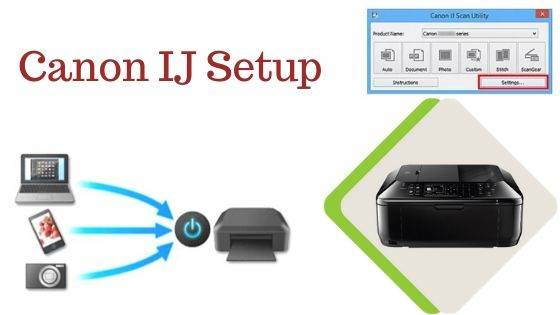 How to Setup Printer With the Help of Canon IJ Setup?