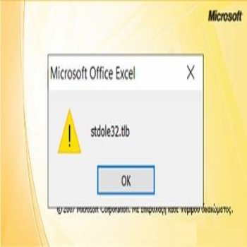 Simple Methods for Fixing the Excel Error Code Stdole32.tlb