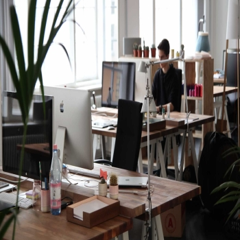 How To Improve Your Office for Higher Productivity