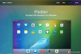 Download And Install the iPadian Emulator On MAC