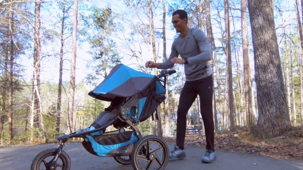 Bob Revolution Pro Stroller Review