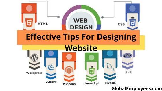 10 Highly Effective Tips For Designing Your Next Website