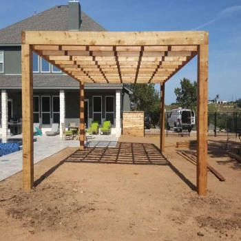 The right style for building garden pergolas in Adelaide