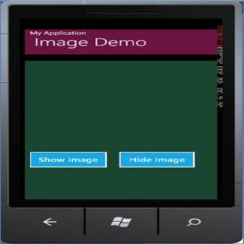 Image Control in Windows 7 Phone Development