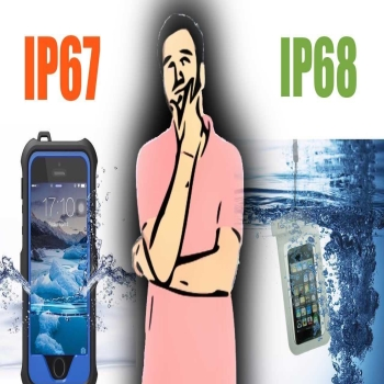 IP67/IP68 Rating: A Brief Guide